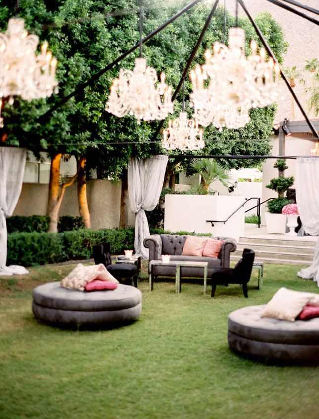 Backyard Party Seating Ideas  Wedding Furniture Seating in Style at Your Reception