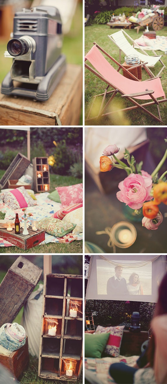 Backyard Sweet Sixteen Party Ideas  10 Best ideas about Outdoor Sweet 16 on Pinterest