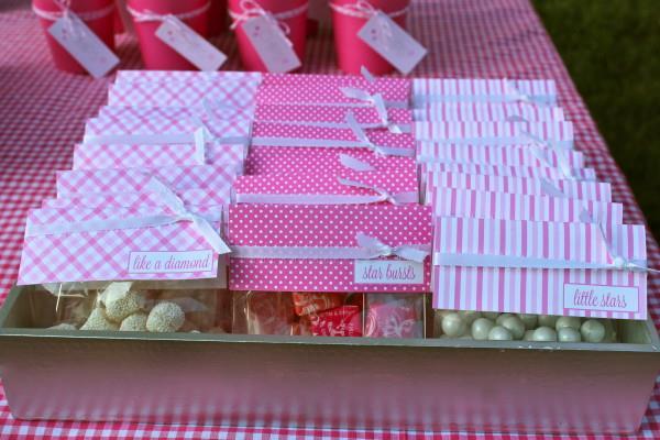 Backyard Teenage Birthday Party Ideas  Kara s Party Ideas Under the Stars Tween Teen Outdoor