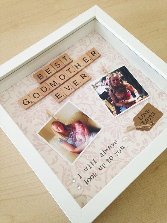 Baptism Gift Ideas From Godmother  Best 25 Godmother ts ideas on Pinterest