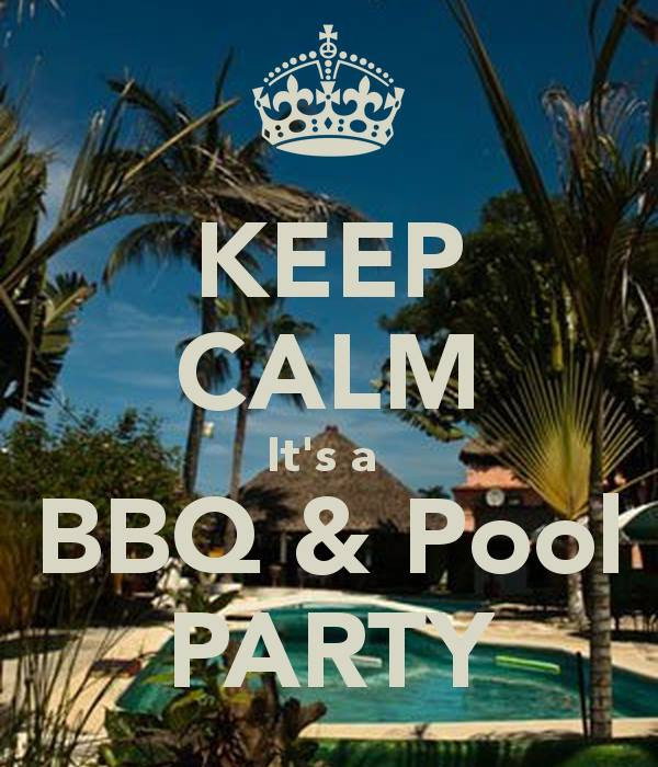 Bbq Pool Party Ideas  NASW Sacramento Unit BBQ and Pool Party