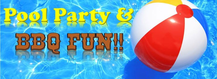 Bbq Pool Party Ideas  So Excited Tanners Pool Party and BBQ at 4024 W