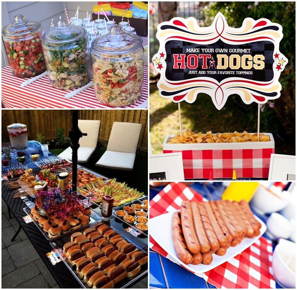 Bbq Pool Party Ideas  Cheap Barbecue Party Food Ideas