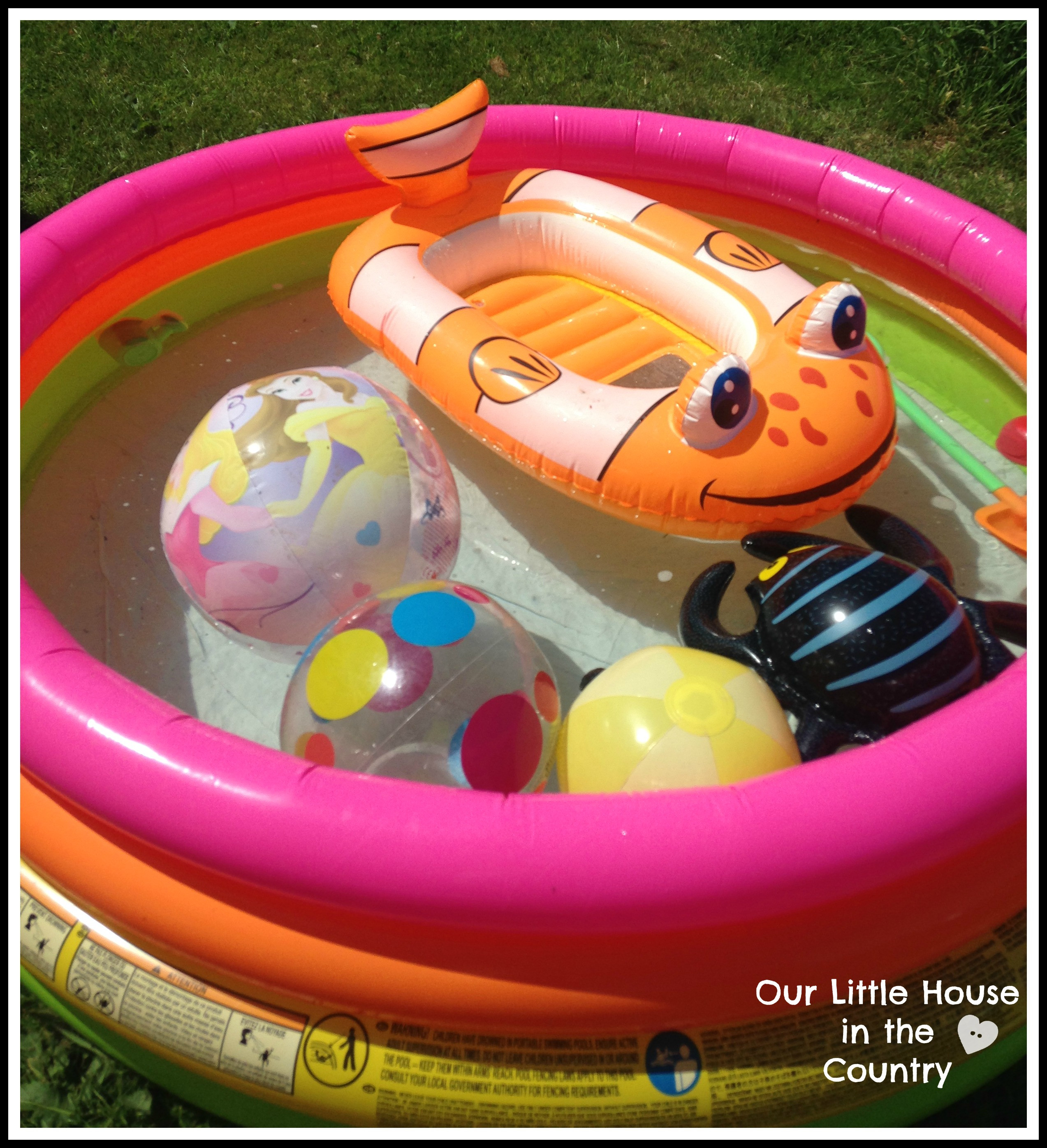 Best Birthday Party Games  Water Themed Birthday Party Games