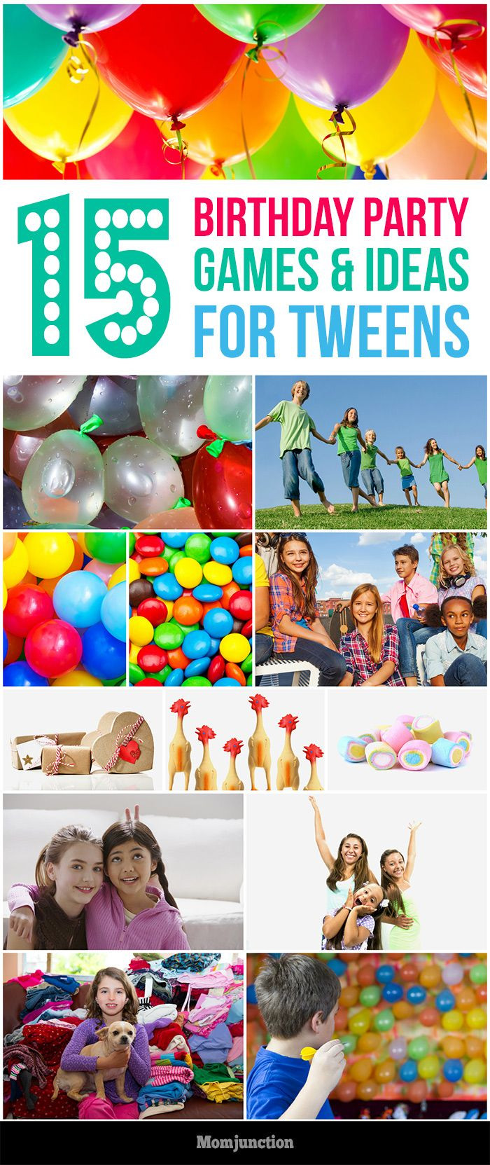 Best Birthday Party Games  17 Best images about Party Ideas on Pinterest