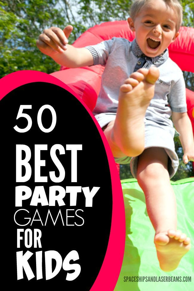 Best Birthday Party Games  50 Best Party Games for Kids
