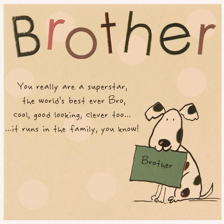 Best Birthday Quotes For Brother  Happy Birthday Brother Wishes Quotes Messages