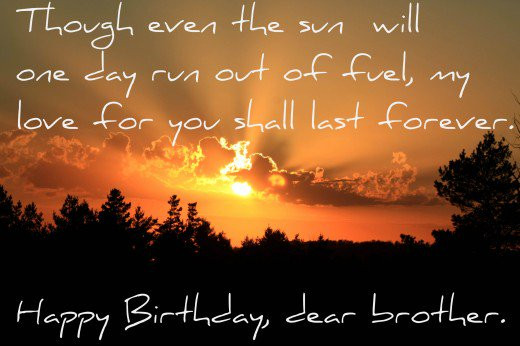 Best Birthday Quotes For Brother  141 Birthday Wishes Texts and Quotes for Brothers