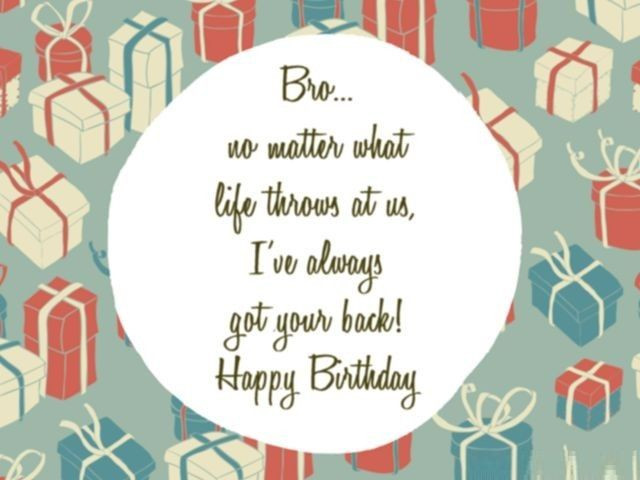 Best Birthday Quotes For Brother  25 best Happy Birthday Brother Quotes on Pinterest