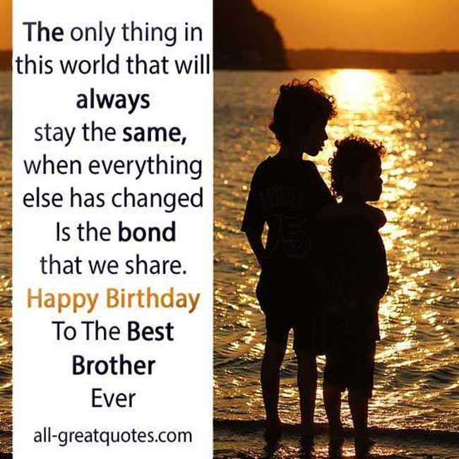 Best Birthday Quotes For Brother  13 best happy birthday images on Pinterest