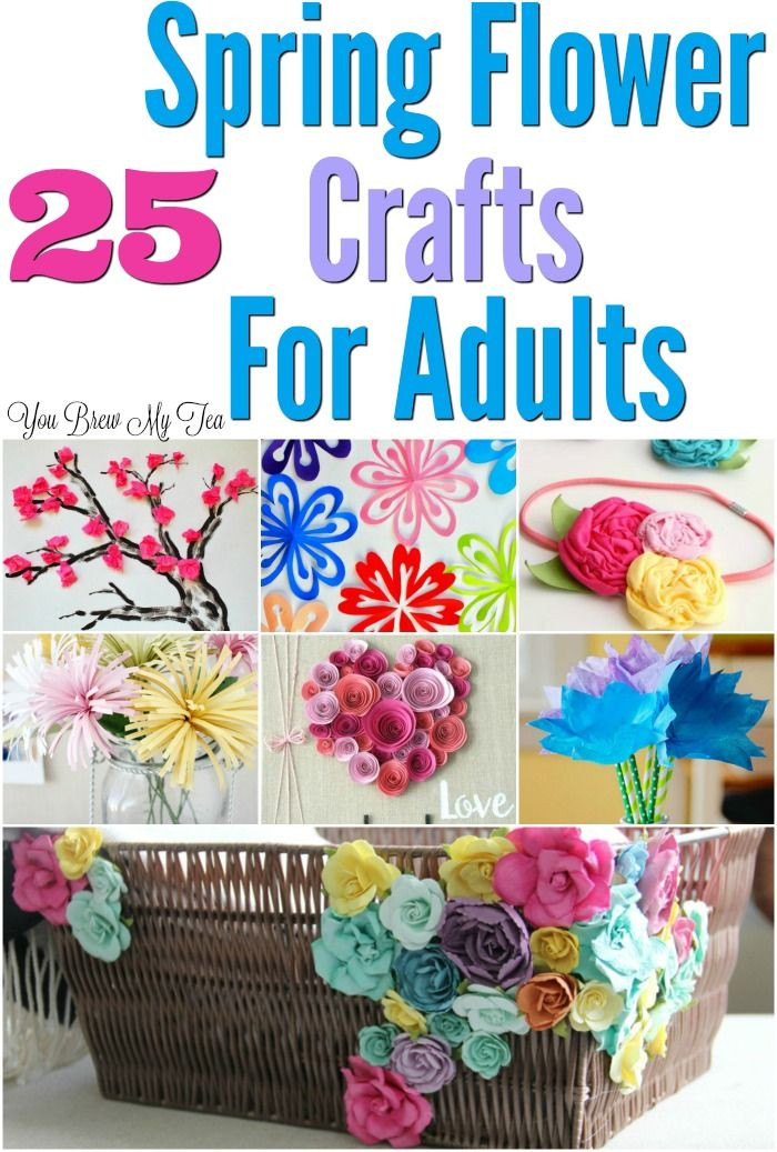 Best Crafts For Adults  25 best Craft Ideas For Adults on Pinterest