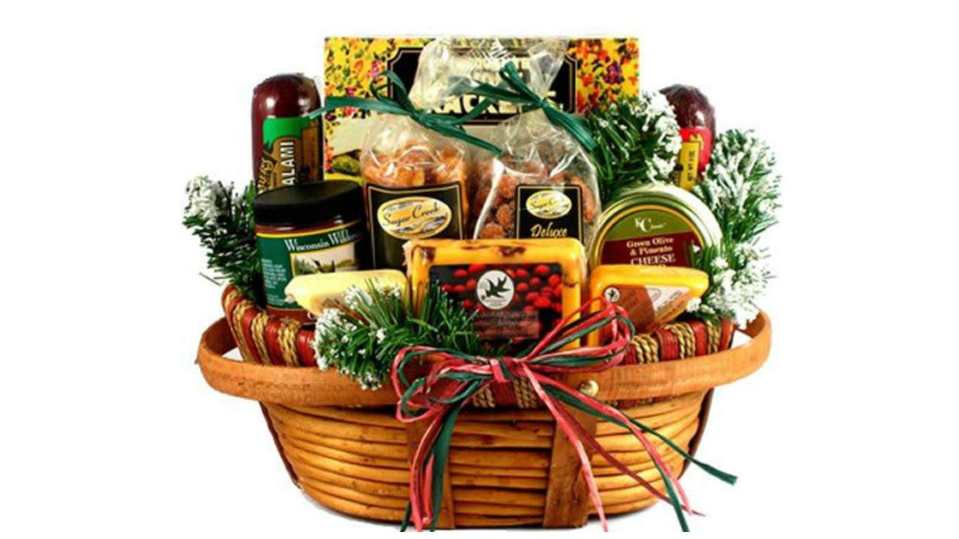 Best Gift Basket Ideas  Top 20 Best Cheese Gift Baskets