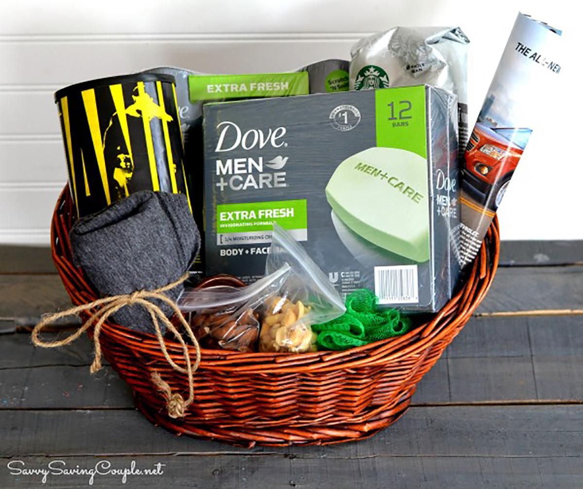 Best Gift Basket Ideas  Dad t basket ideas Best Gift Baskets