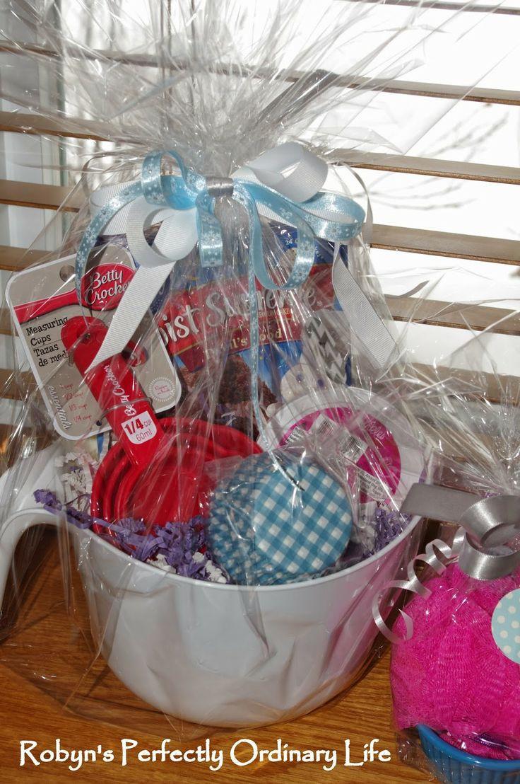 Best Gift Basket Ideas  Best 25 Baking t baskets ideas on Pinterest