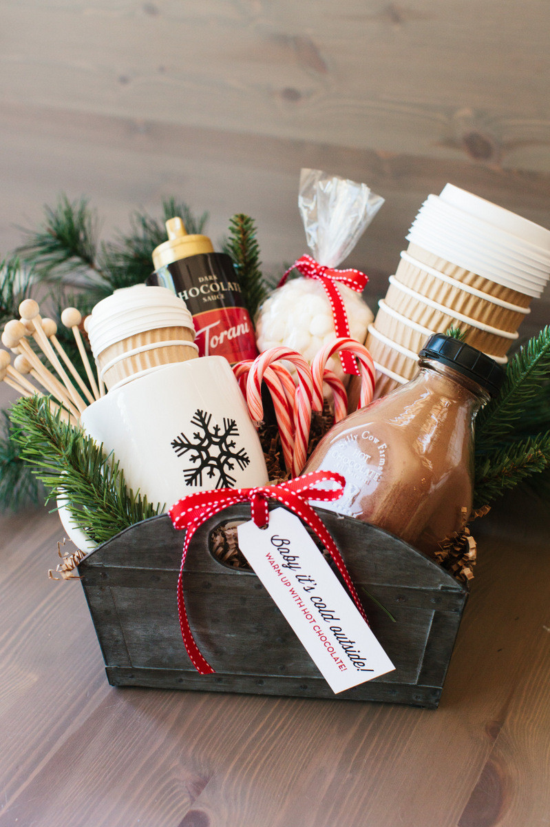 Best Gift Basket Ideas  DIY Gift Basket Ideas The Idea Room