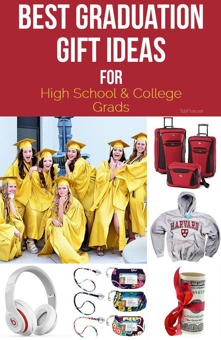 Best Graduation Gift Ideas  Top High School & College Graduation Gift Ideas to Give