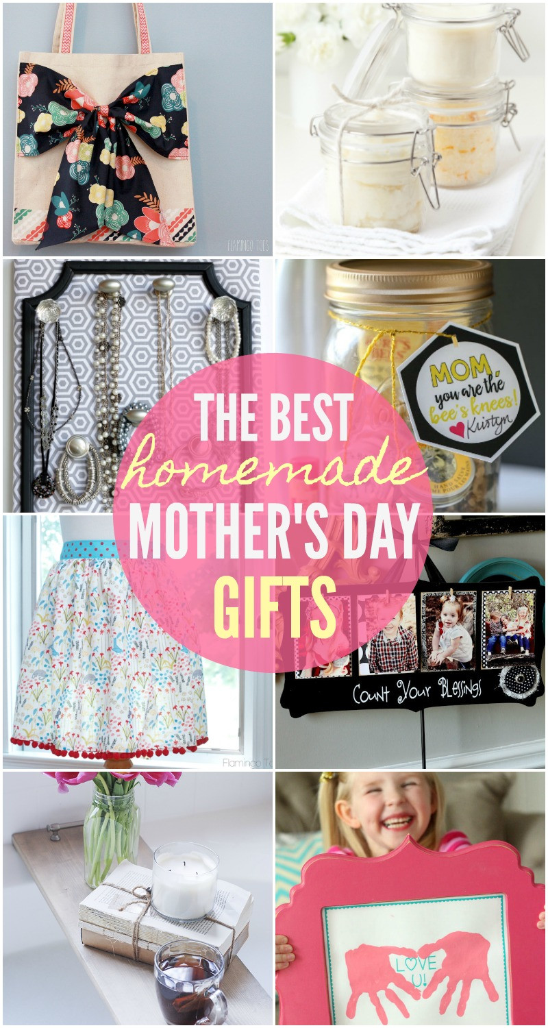 Best Mother Day Gift Ideas  BEST Homemade Mothers Day Gifts so many great ideas