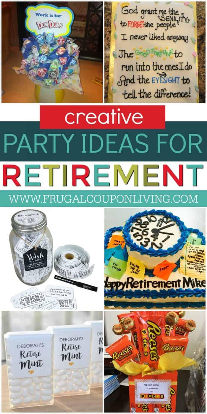 Best Retirement Party Ideas  Retirement Party Ideas