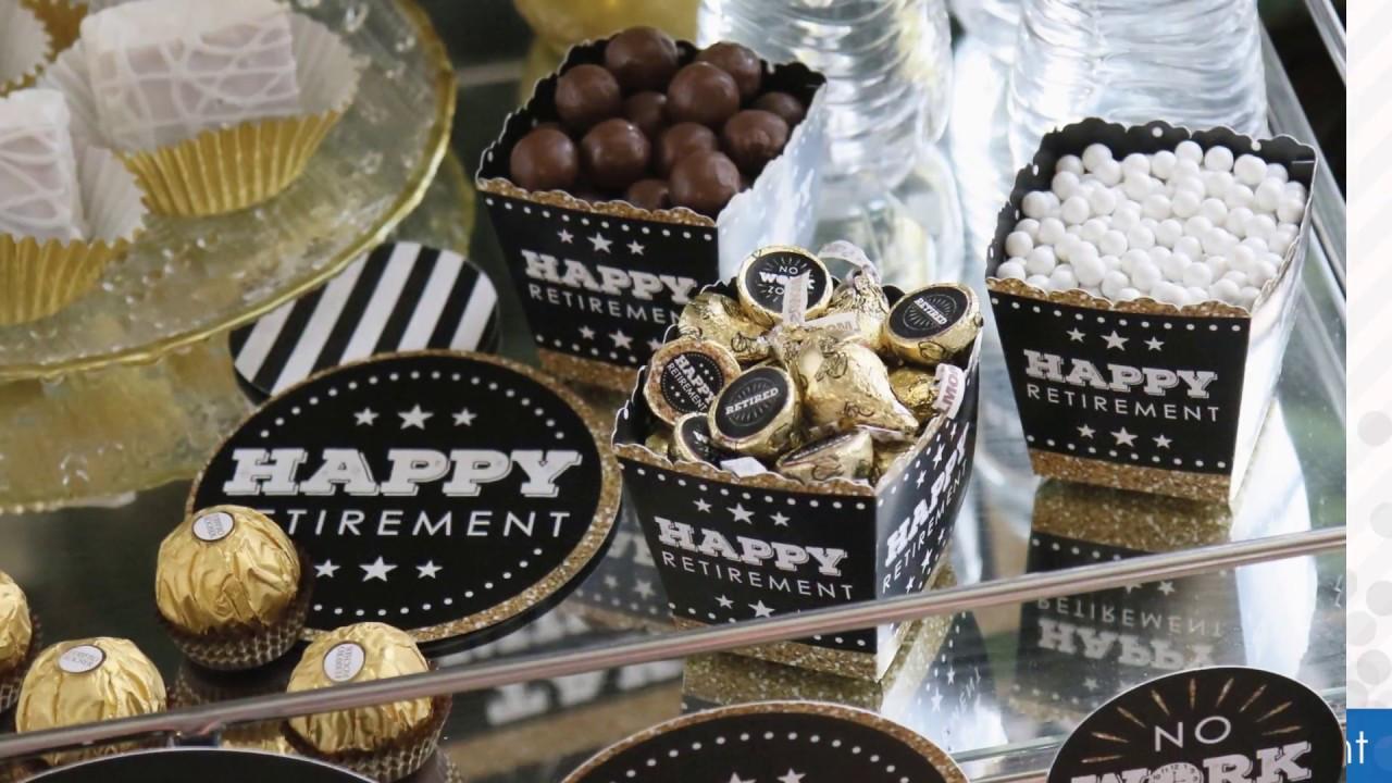 Best Retirement Party Ideas  Retirement Party Ideas & Decorations