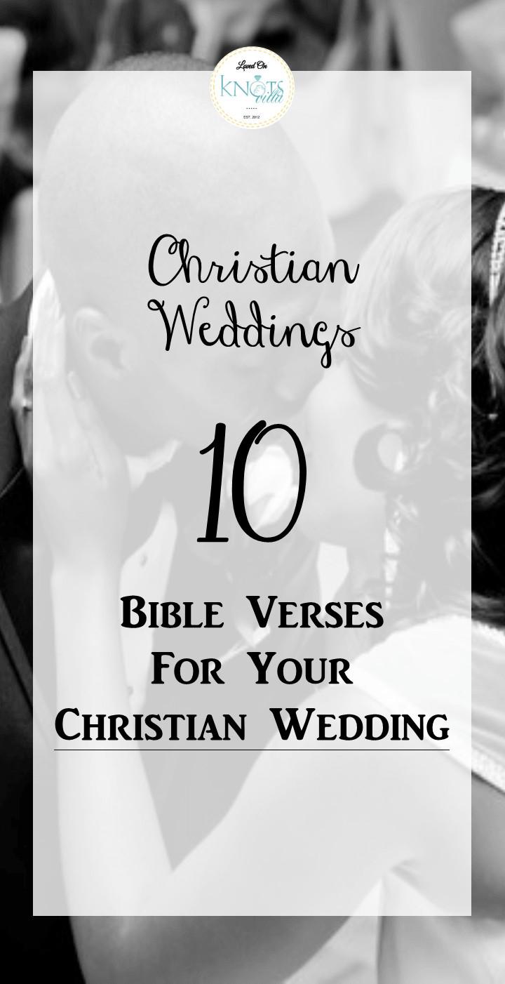 Bible Quotes Marriage  Wedding Bible Verses 10 Verses for the Wedding KnotsVilla