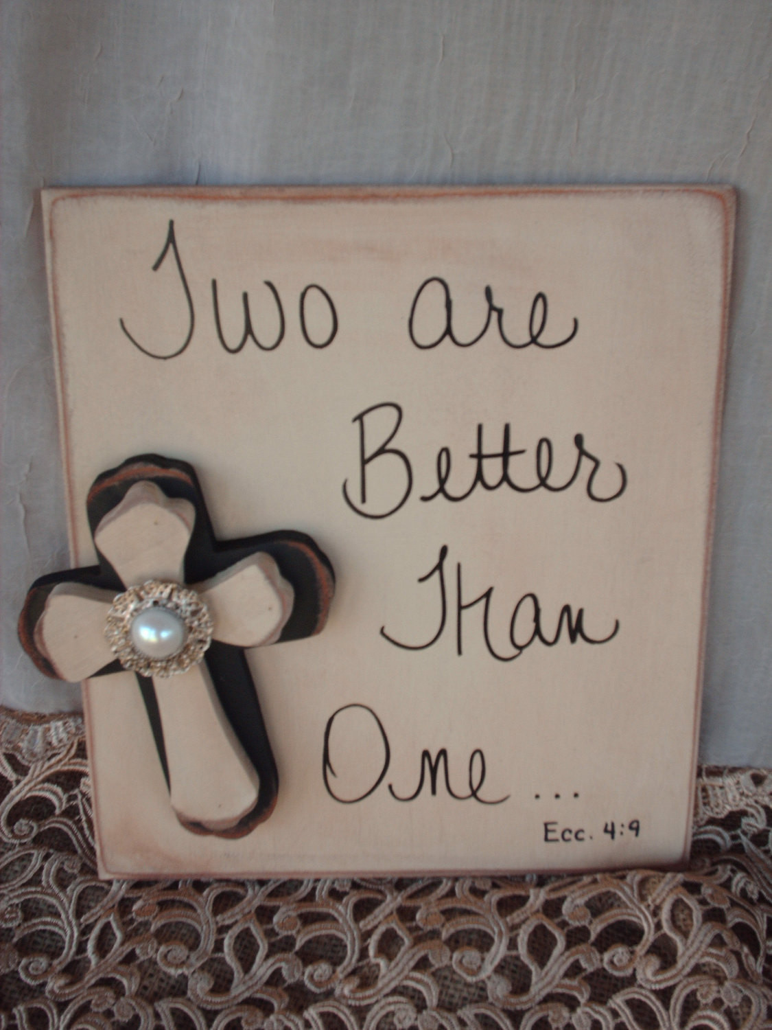 Bible Quotes Marriage  Rustic Bible Verse Wedding Sign and Decor