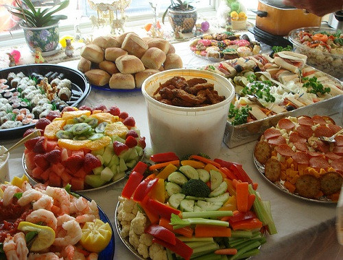 Big Party Food Ideas  7 Healthy Party Foods & Appetizers