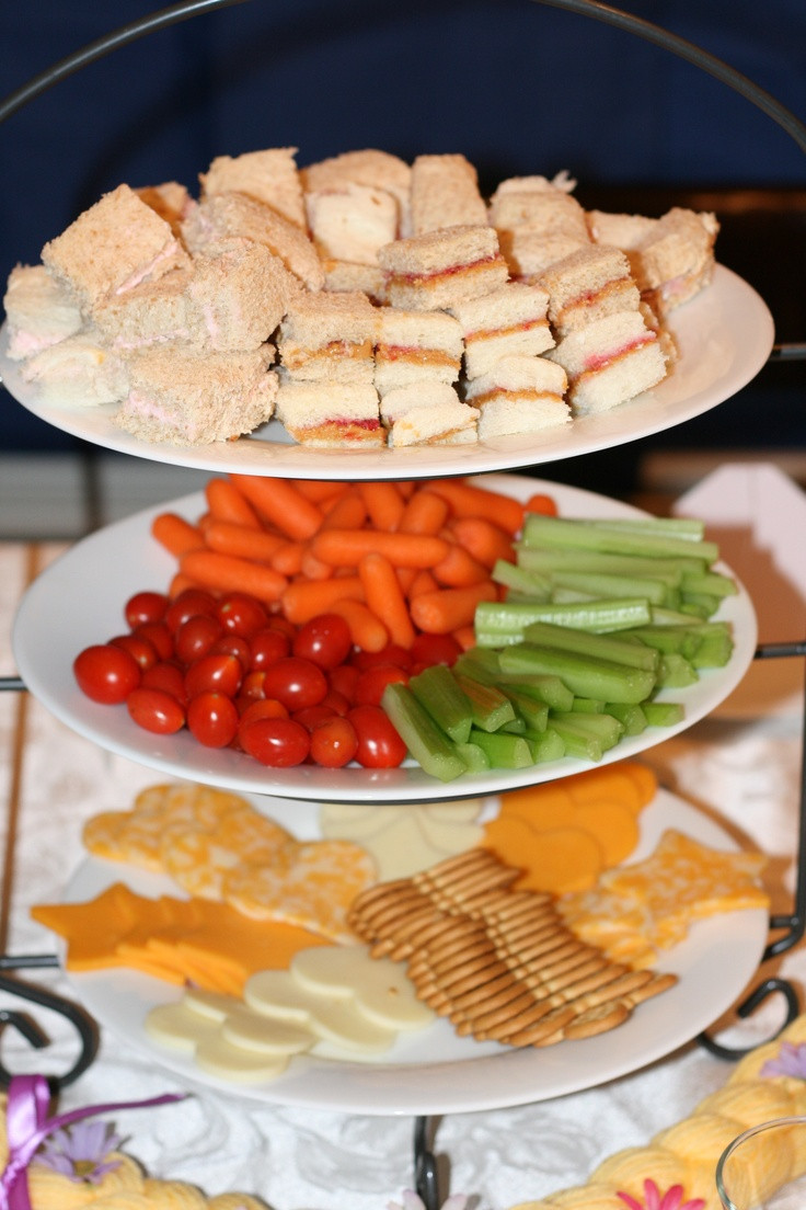 Big Party Food Ideas  25 best ideas about party food on Pinterest