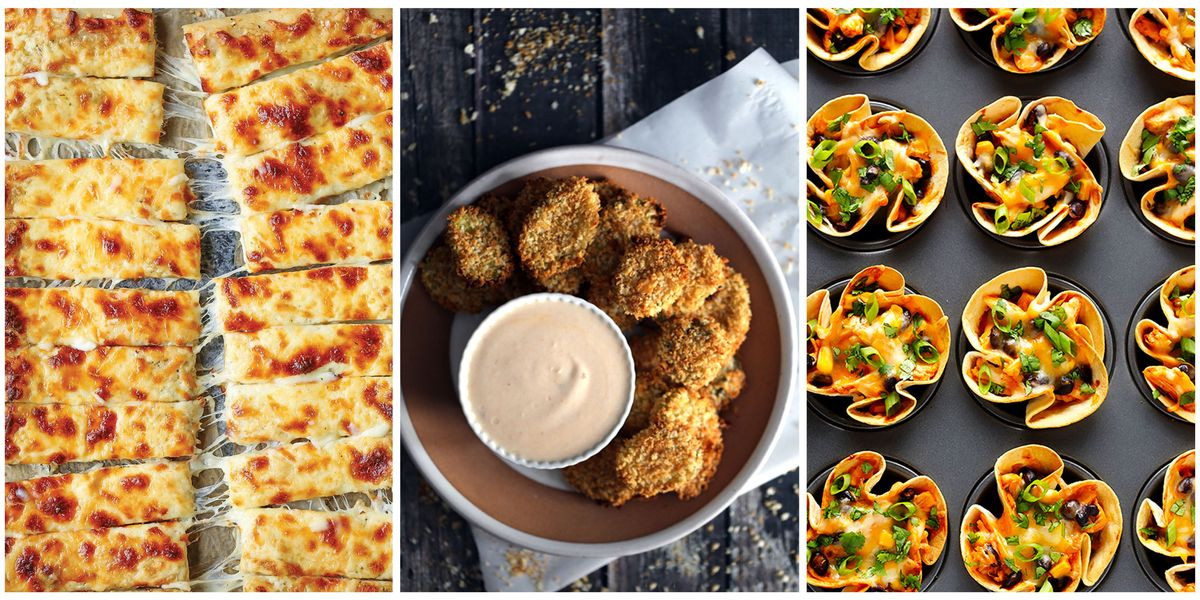 Big Party Food Ideas  35 Party Food Recipes Best Party Foods