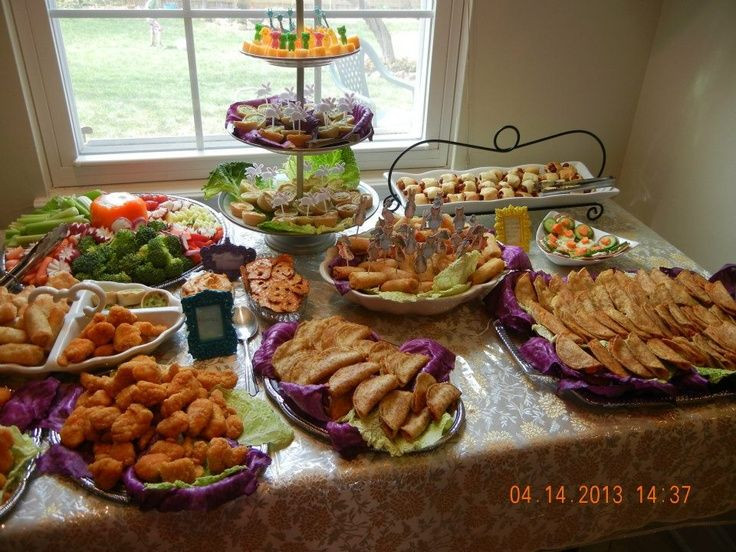 Big Party Food Ideas  Pinterest • The world's catalog of ideas