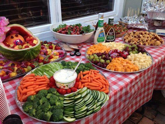 Big Party Food Ideas  Summer BBQ Picnic Recipes to Enjoy All Summer Long