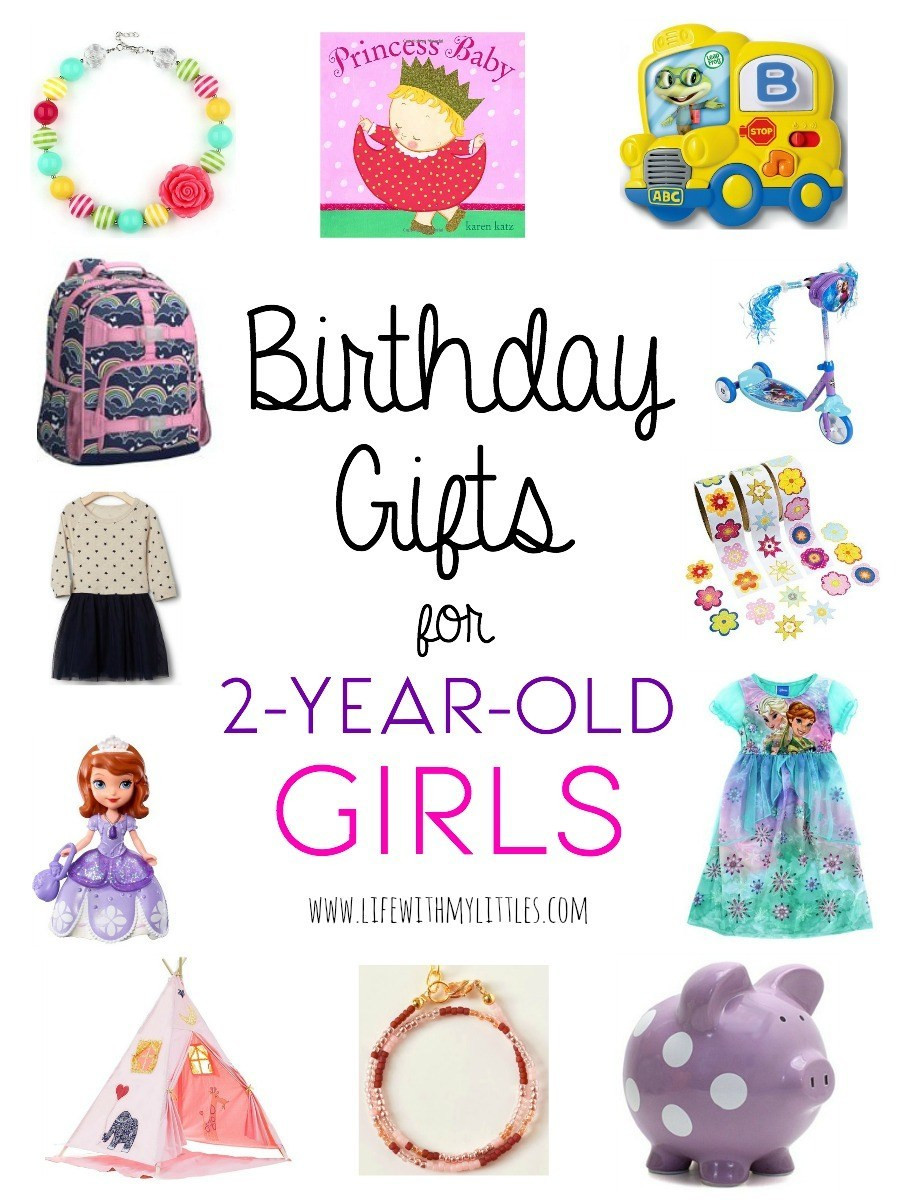 Birthday Gift Ideas For 2 Year Old Baby Girl  Birthday Gifts for 2 Year Old Girls Life With My Littles