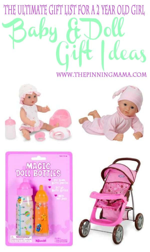 Birthday Gift Ideas For 2 Year Old Baby Girl  Best Gift Ideas for a 2 Year Old Girl • The Pinning Mama