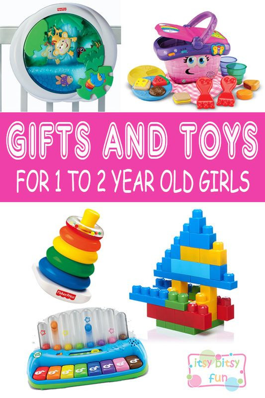 Birthday Gift Ideas For 2 Year Old Baby Girl  25 best Gift ideas for 1 year old girl on Pinterest