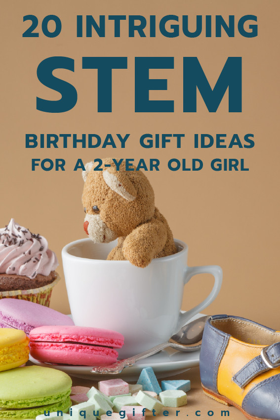 Birthday Gift Ideas For 2 Year Old Baby Girl  20 STEM Birthday Gift Ideas for a 2 Year Old Girl Unique