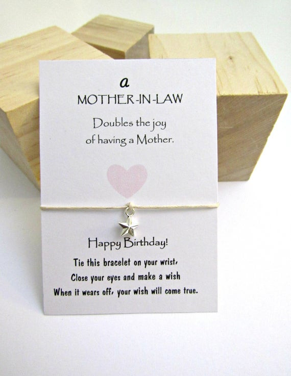 Birthday Gift Ideas Mother In Law  Mother in Law birthday t Gift for Mother in Law
