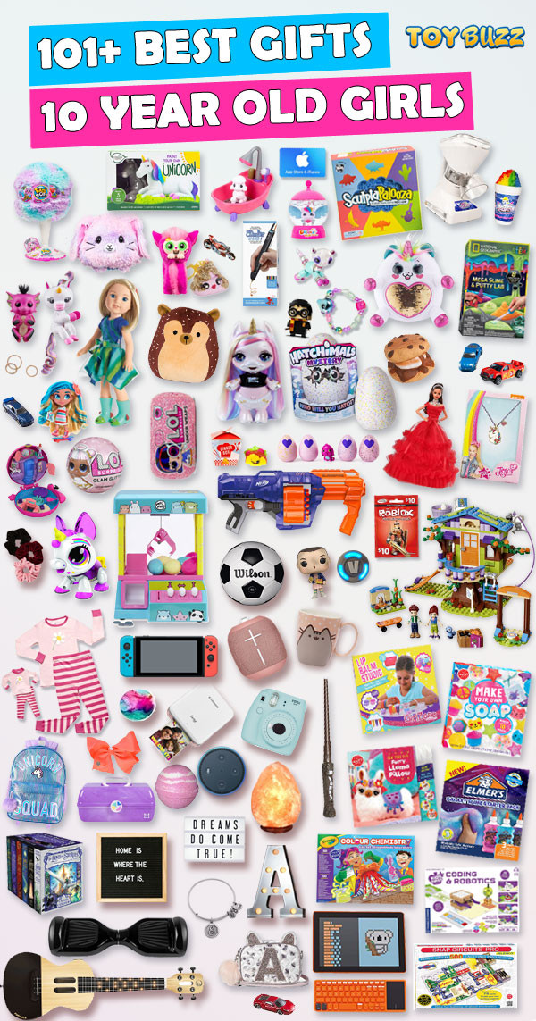Birthday Gifts For 10 Year Old Daughter  Best Gifts For 10 Year Old Girls 2018