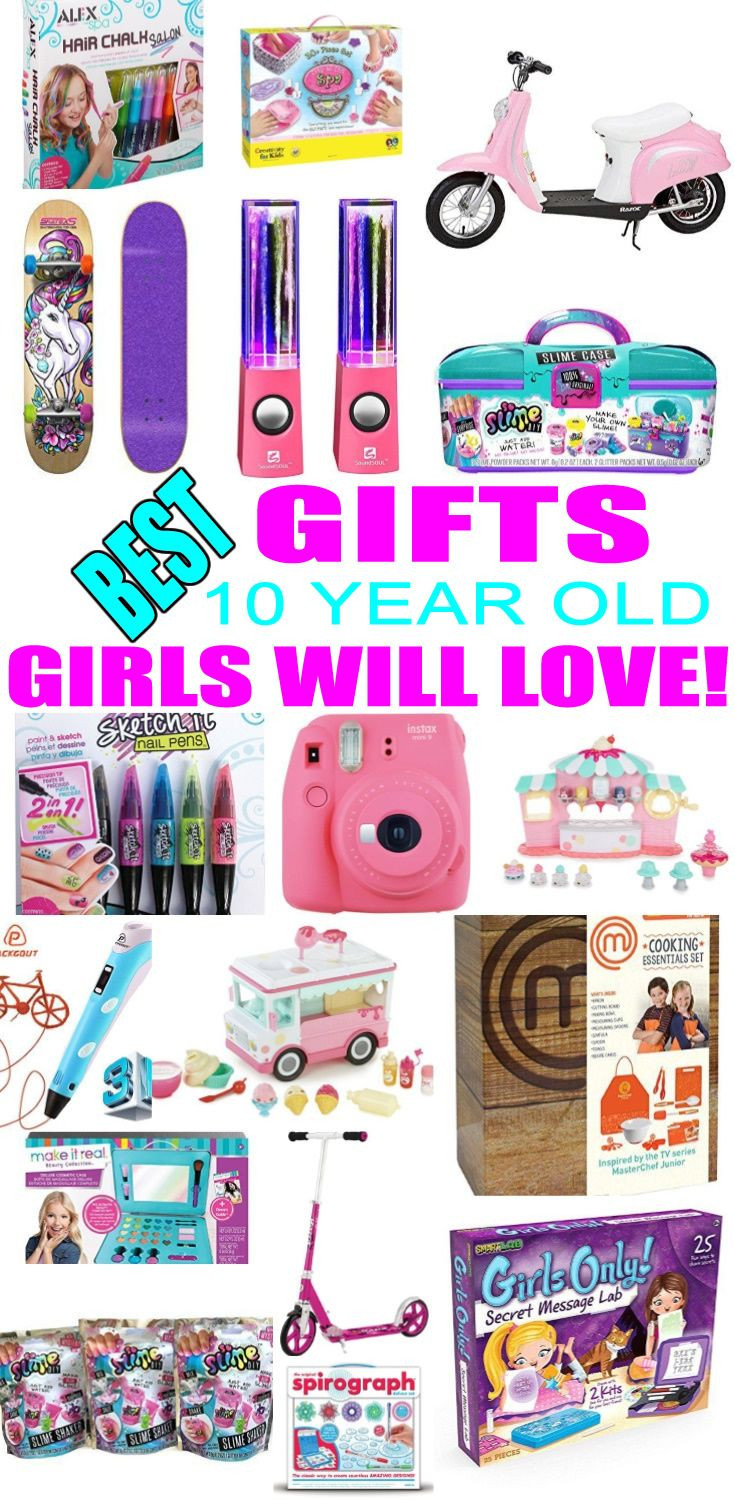 Birthday Gifts For 10 Year Old Daughter  Best Toys for 10 Year Old Girls