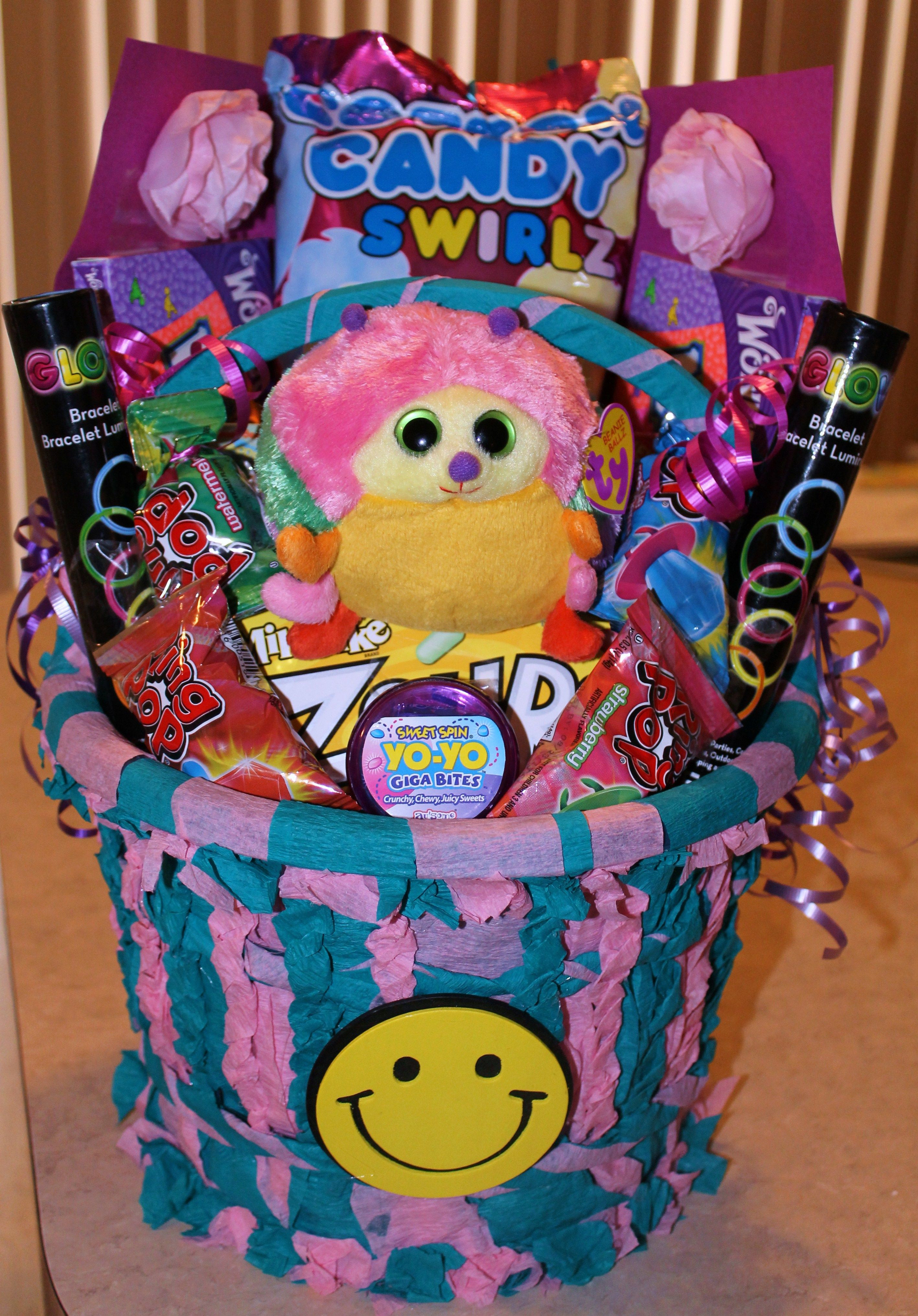 Birthday Gifts For 10 Year Old Daughter  9 year old girls Birthday Basket