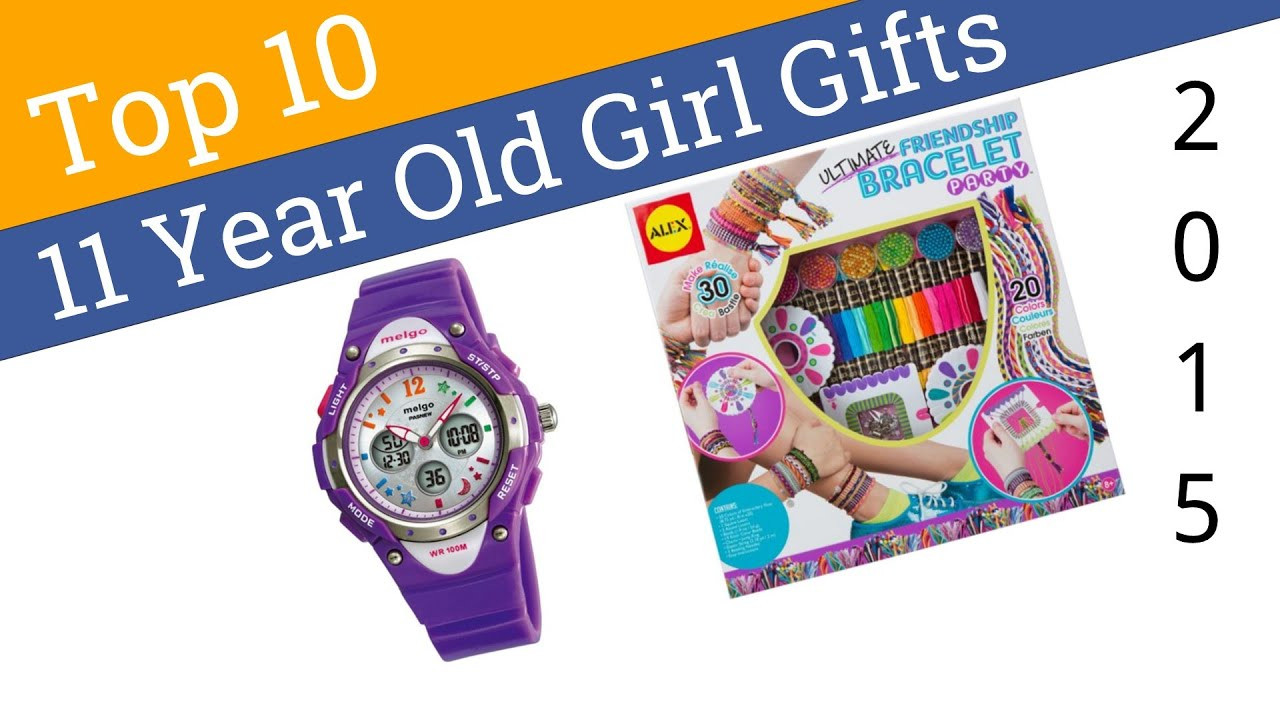 Birthday Gifts For 10 Year Old Daughter  10 Best 11 Year Old Girl Gifts 2015