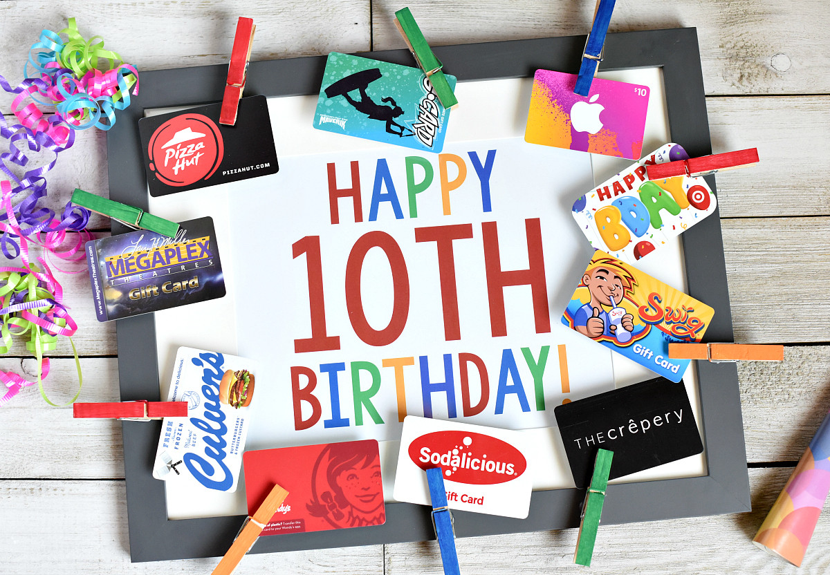 Birthday Gifts For 10 Year Old Daughter  Fun Birthday Gifts for 10 Year Old Boy or Girl – Fun Squared