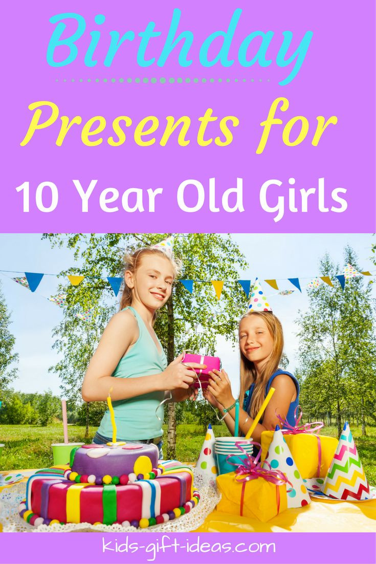 Birthday Gifts For 10 Year Old Daughter  17 Best images about Gift Ideas For Kids on Pinterest