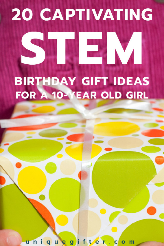 Birthday Gifts For 10 Year Old Daughter  20 STEM Birthday Gift Ideas for a 10 Year Old Girl