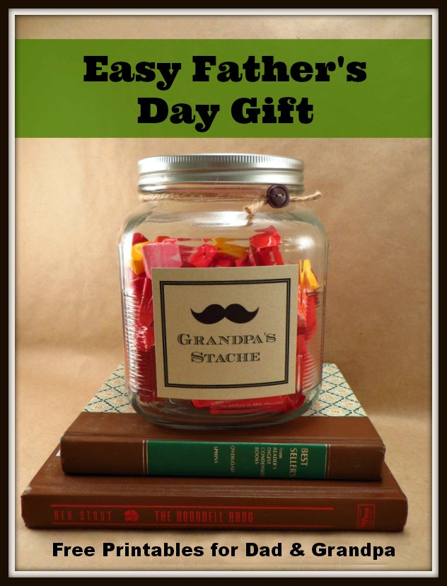 Birthday Gifts For Dads  Crafty in Crosby Last Minute Father s Day or Birthday Gift