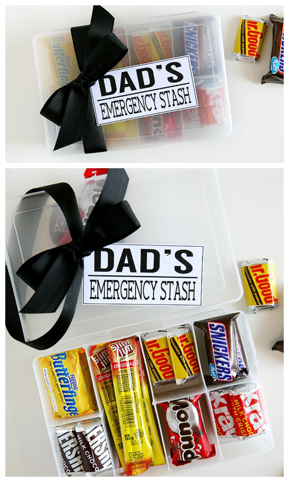 Birthday Gifts For Dads  Dad s Emergency Stash Father s Day Ideas
