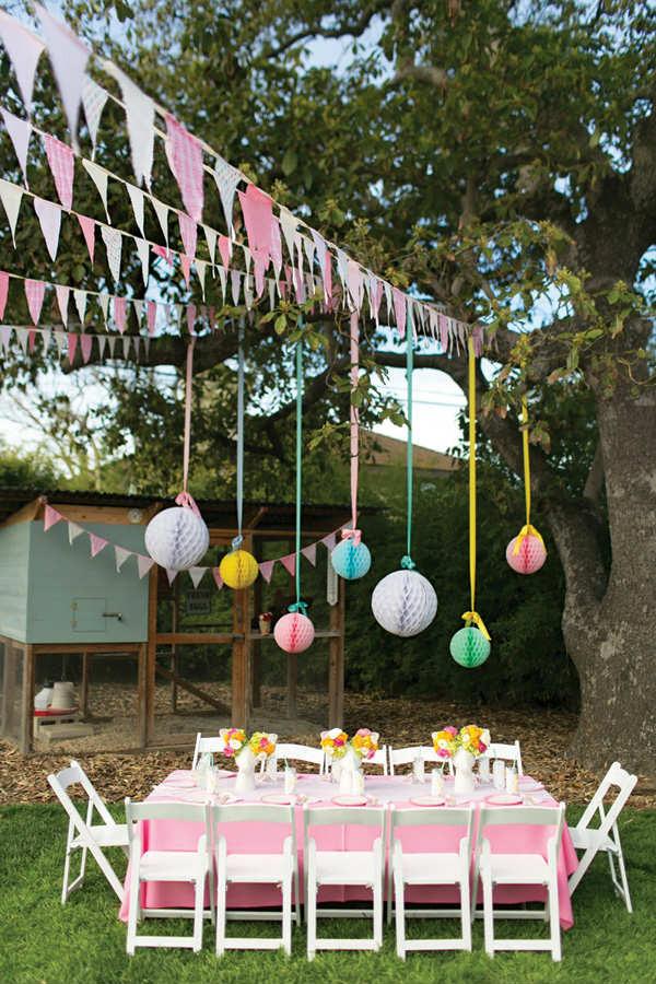 Birthday Party Ideas Backyard  10 Kids Backyard Party Ideas Tinyme Blog
