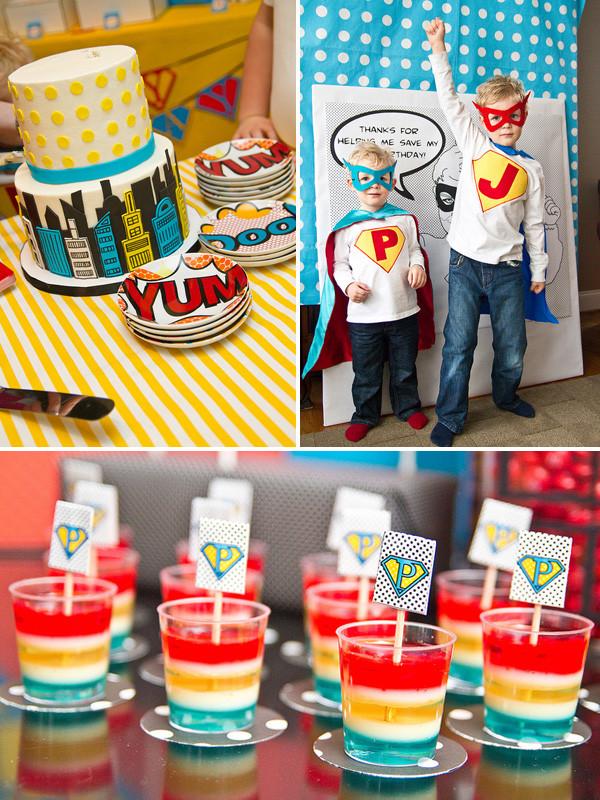Birthday Party Ideas For Boys  25 Creative Birthday Party Ideas for Boys