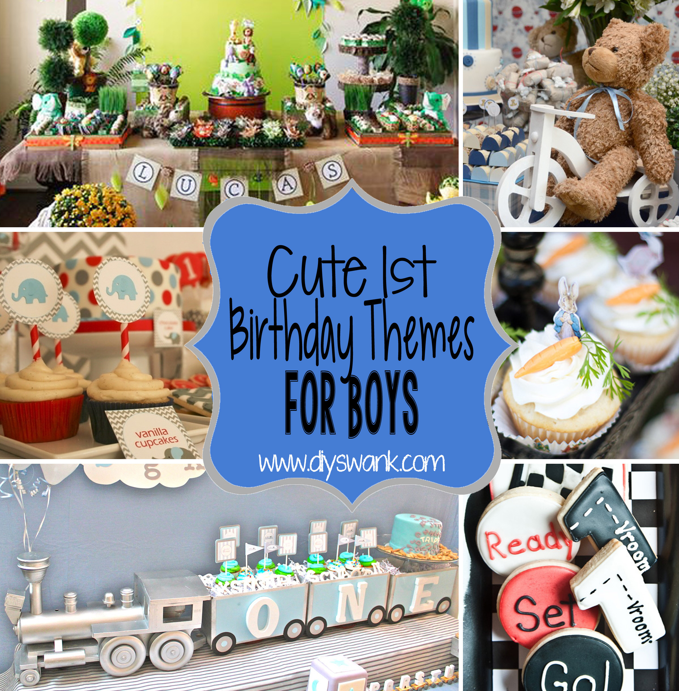 Birthday Party Ideas For Boys  Party Ideas and Themes Archives