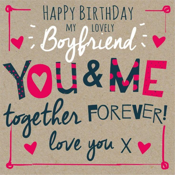 Birthday Quotes For Boyfriend  Cute Birthday Quotes For Boyfriend