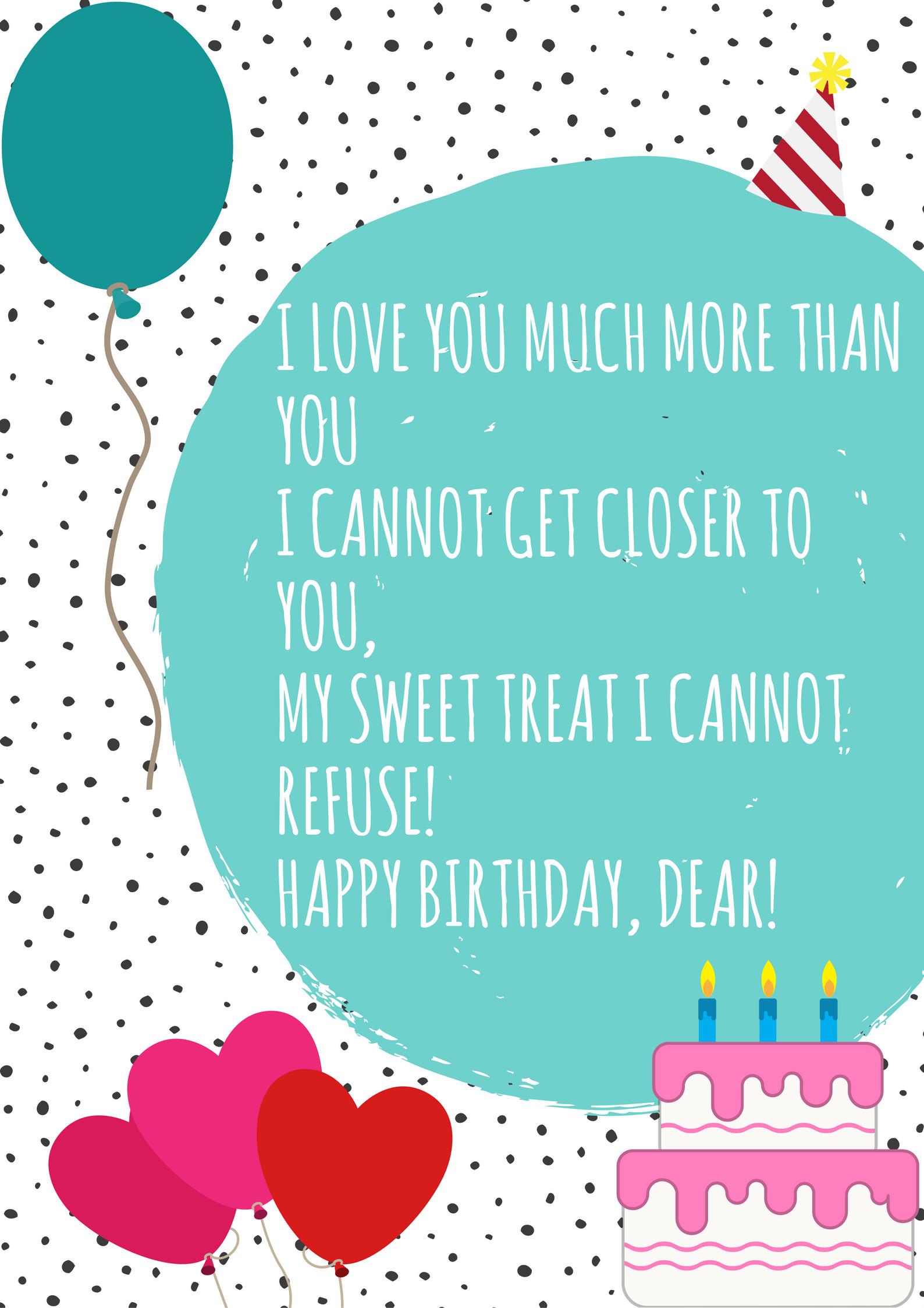 Birthday Quotes For Boyfriend  Romantic Happy Birthday Poems for Boyfriend LOVE POETRY