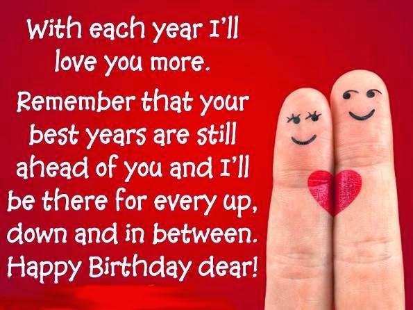 Birthday Quotes For Boyfriend  Happy Birthday quotes for husband wife boyfriend girlfriend